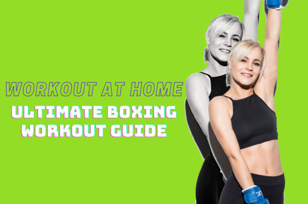 boxing workout at home full guide with example boxing workout training program